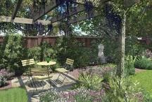 Oak Garden Pergolas