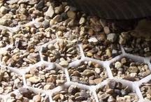 Gravel Grids and Stabilisation Panels / StablePAVE