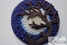 Lolissa soutache / I'd like to present soutache jewellery made by me.