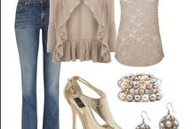 My Style / Things that appeal to me.