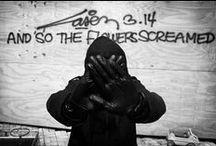 Street Art | FAT KIDS CAKE / #street art #mural #graffiti #art
