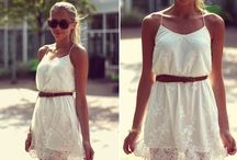 Summer styles / Styles that are cute and give you that summer happy feeling x