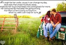 I love country music / by Billie Pate