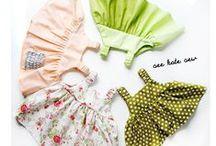 Couture bébé/enfant