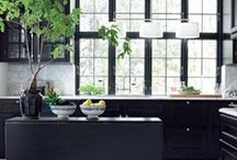 kitchens / by Winifred Grace