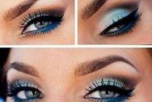 Make-up, hair & nails
