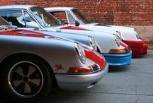 Todo Porsche. / Porsche! El pasado y el presente de la Marca.