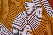 Arte Aborigen Australiano