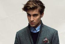 Gentleman. / Moda de caballero!