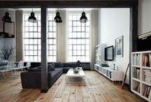 Home design | FAT KIDS CAKE / #home #interior #decoration #inspiration #housing