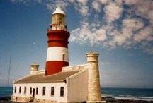 Lighthouses - my love