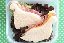 Back to school - lunch ideas
