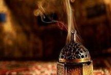 My fragrances, flavours, colours, textures...
