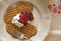 Breakfast ideas / Great ideas and recipes for breakfast.