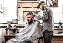 Barber Shop / Estilo Retro de nuestros queridos Barberos.