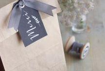 Les Packaging - WALLERIANA / Idées de packaging, idées créatives pour cadeaux et paquets.