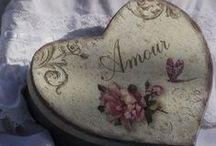~Treasure Boxes~ / All kinds of beautiful boxes, decoupage, jewelry boxes trinket boxes ect ect... NO PIN LIMIT!!