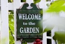 ~In The Garden~ /  ✿To plant a garden is to believe in tomorrow ✿NO PIN LIMIT!!