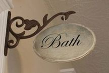 ~Bath&Towels&Soap~ / NO PIN LIMIT!! / by ღWiℓℓemijn'sℬrocante ℋoekjeღ