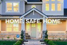 Security & Surveillance / HOME. SAFE. HOME.™ ... The very best in home security and surveillance from TYM, Salt Lake City, Utah #HomeSafeHome