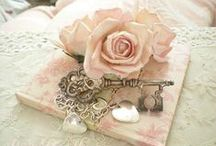 ~Key to my Heart~ / I like the look of old keys for decoration and crafting. NO PIN LIMIT!!