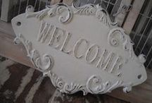 ~The Shabby White Cottage~ / White is a color, somebody say no......i say yesssss. NO PIN LIMIT!!