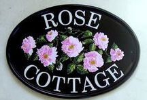 ~My ℛose Cottage~ / Lovely, Shabby, Chic,Living with Roses. NO PIN LIMIT!!