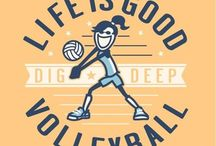 Volleyball Love / Volleyball=LIFE! / by Emma Valdez