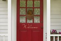 ~Strawberry Hill Cottage~ / Stawberry's and Red&White Gingham