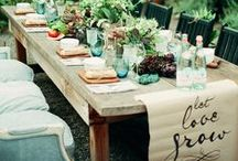 Farm to Table Entertaining / by Essenhaus