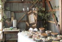 Rustic Country Wedding / by Essenhaus