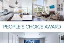 2015 Northern Wasatch Parade of Homes / TYM installed the home entertainment, automation, and security system for Jack Fisher Home's 'PEOPLE'S CHOICE AWARD' home in the 2015 Northern Wasatch Parade of Homes.