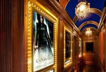 Home Theater Decor / Ideas for decorating your home theater.