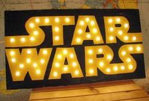 Star Wars Home Theaters / Themed home theaters and media rooms that have the Force.