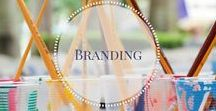 Branding / Tips, tricks and ideas on how to go about branding yourself & your business