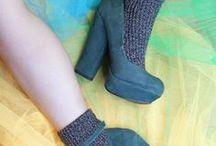 Collection Wanderlust - WALLERIANA / La collection Wanderlust se compose de chaussettes non comprimantes : avec ou sans élastique, les chaussettes ne coupent plus la circulation veineuse, ne marquent par les mollets et sont agréables à porter, même pour les jambes les plus sensibles !