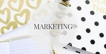 Marketing / Tips, ideas & tricks to get you out there!
