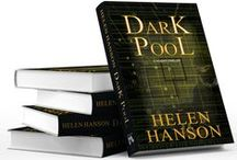 DARK POOL / 40 billion reasons for murder . . .  But who can Maggie trust when everyone has betrayed her?