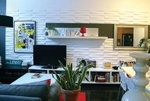 ...and I Loft & Loft ... Loft-L / Residential interior design of a modern open concept loft.