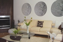Chic Living ... Home-P / Stylish living room and guest room.