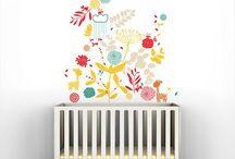 Nursery / Beautiful nurseries for the baby