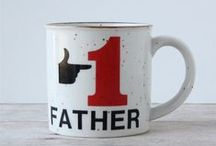 Father's Day / Fun gift ideas and activities to do with the #1 Dad!