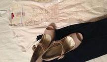 Roupas, sapatos ...
