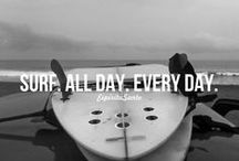 Surf Sayings / Quotes that were inspired by the sand, surf and sea!