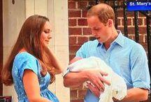 Royal Baby Inspired / Kate Middleton-inspired nursery!