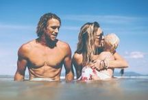 Surfing Families / Families that surf, laugh and adventure together!