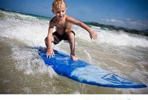 Kids on Tropical Holiday / Kids Holidays at the beach! What kid doesn't love a good beach vacation?