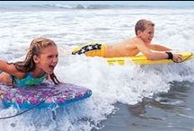 Family Surf Trip / Families need to have adventures together! Ideas to make tropical memories!
