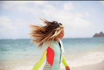 Kids Surf Fashion / Adorable kiddy surf and beach fashion! Get your kids on the beach! :) The best memories are made there!
