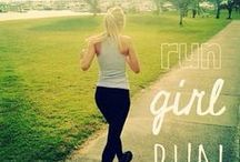 Running / Motivation to get you donning your daps and pounding the pavements!
